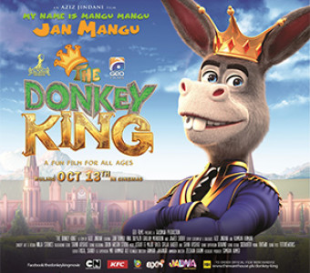 Donkey King – Movie Trailer